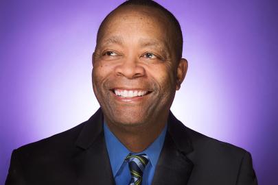 Dr. Derek Lewis is Crusading for Community
