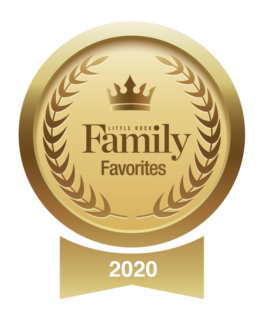 Family Favorites 2020 Logo