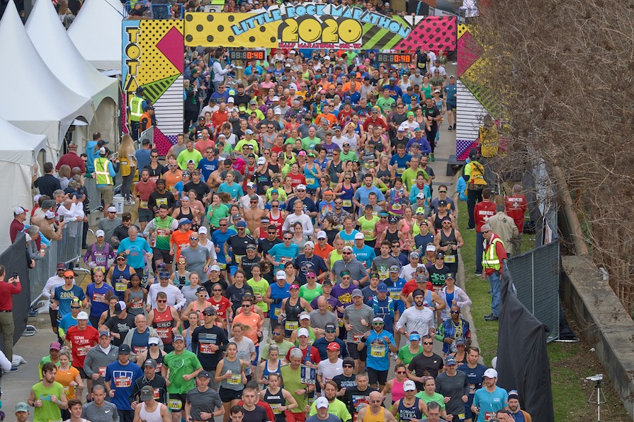 Little Rock Marathon 2020