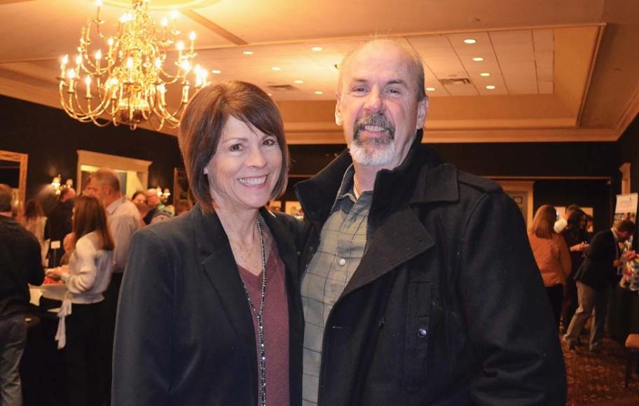 Sue and Chuck Metcalf