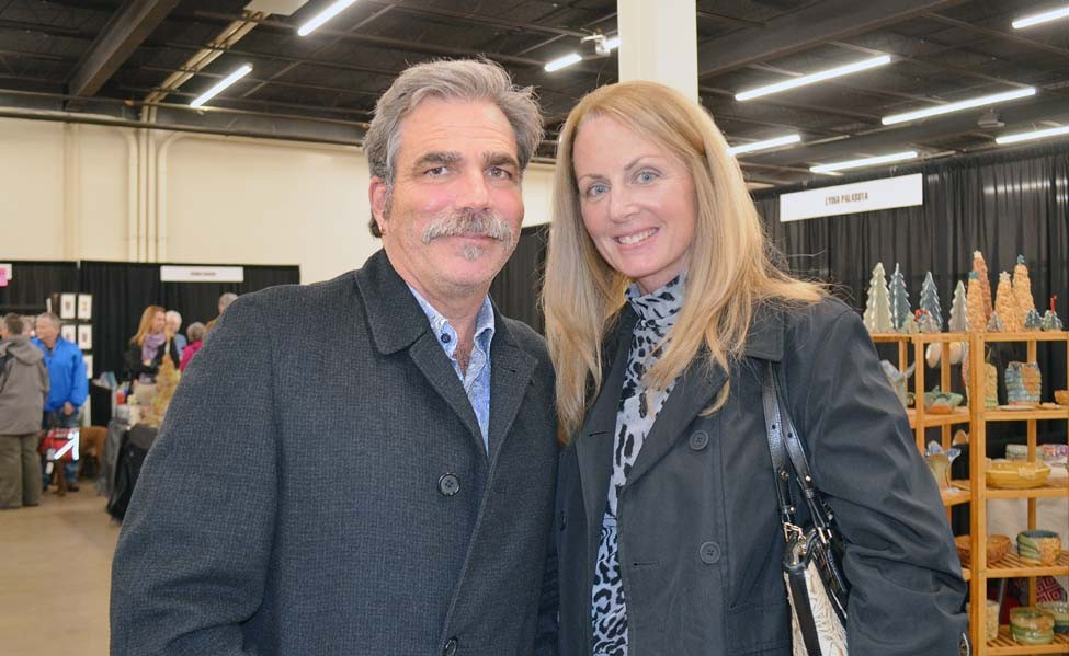 Andrew and Tami Darr
