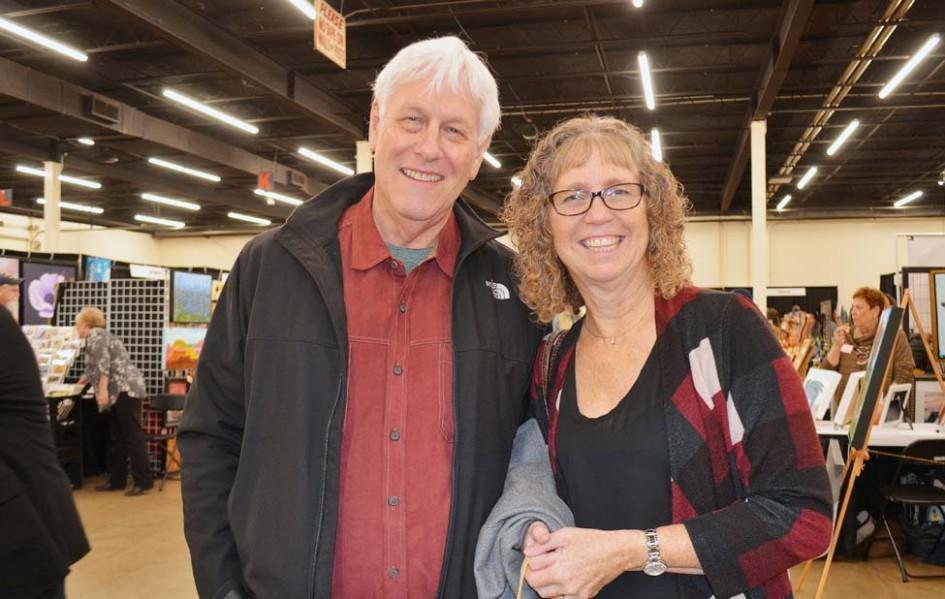 Darrell and Nancy Leonhardt