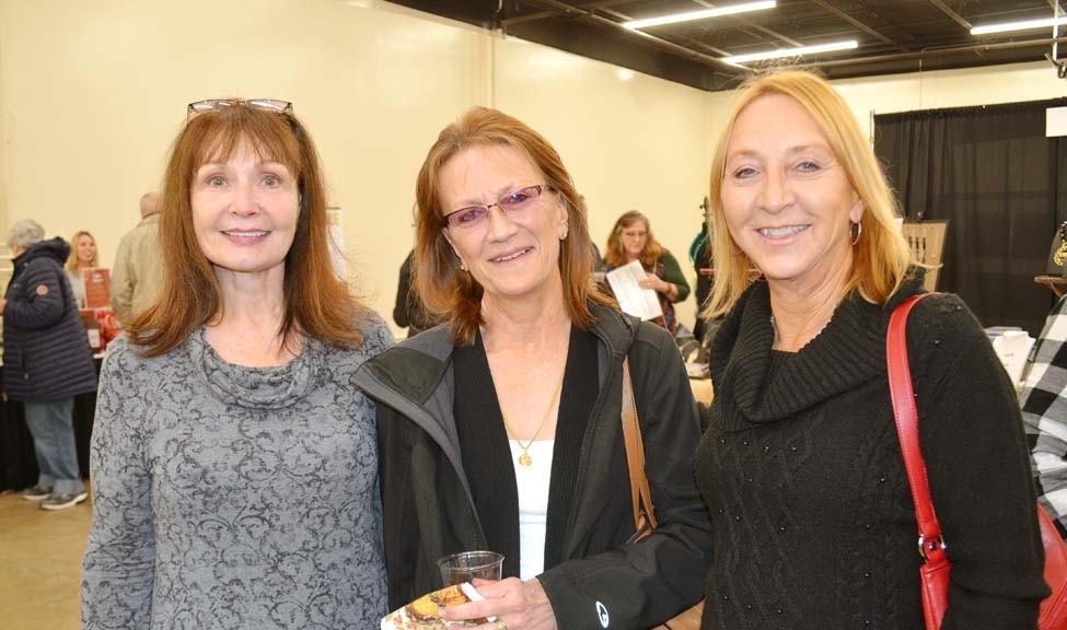 Renae Gray, Mary Beth McDuff, Cynthia Phillips