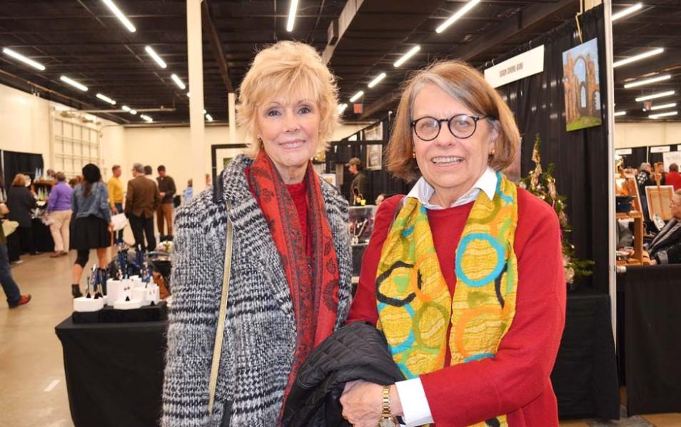 Donna Harkins, JoAnne Jennings