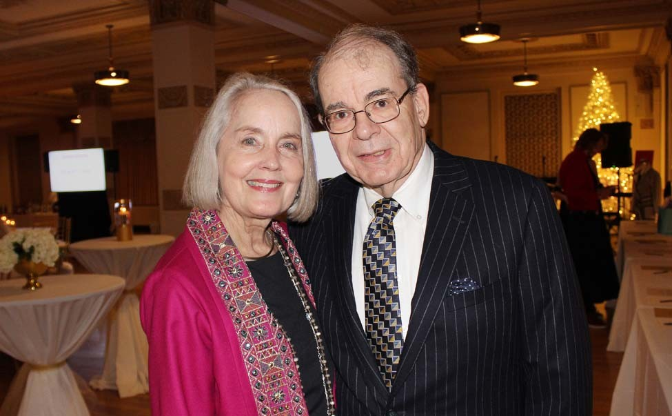 Barbara Graves and Barry McDaniel