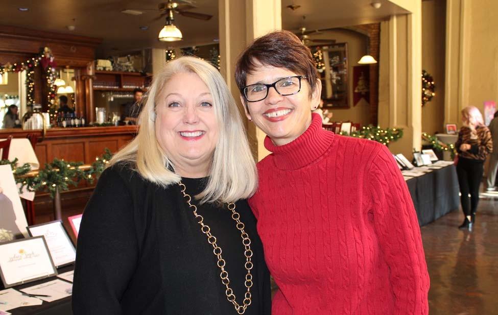 Wanda Hoover, Terri Beiner