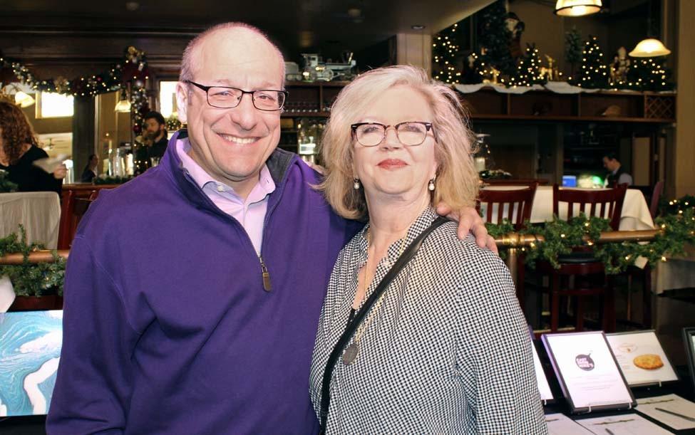 Steve and Pam Dixon