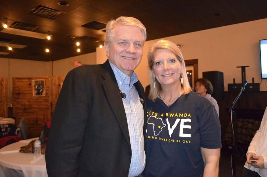 Charles and Lynda Weir