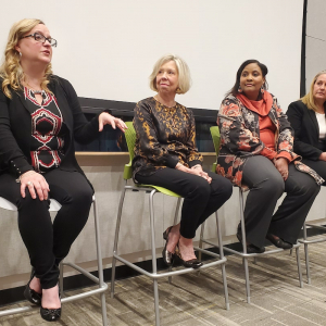 Work Hard, Speak Up, AccelHERate Panelists Tell Women Entrepreneurs