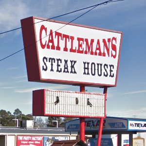 Cattleman's Steakhouse in Texarkana Still Pleases