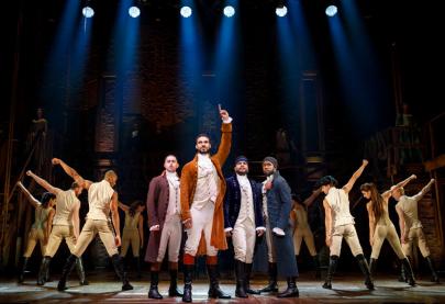 'Hamilton,' 'Anastasia' Among Robinson Center 2020-2021 Broadway Season