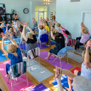 Virus Diaries: NLR Yoga Studio Takes Precautions, Upgrades Online Offerings