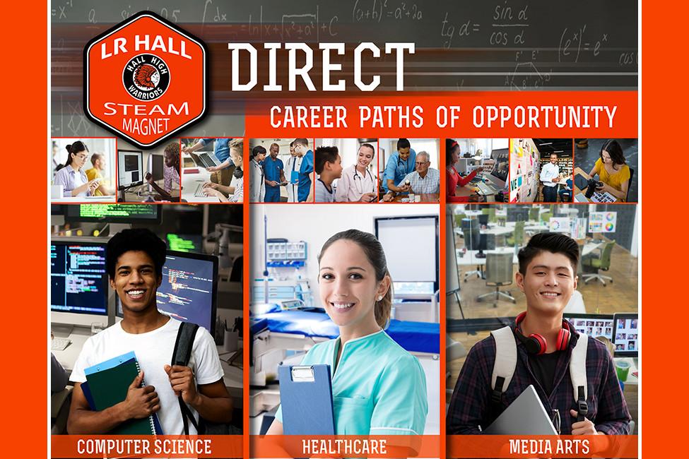 130293 Little Rock Hall STEAM Magnet High School