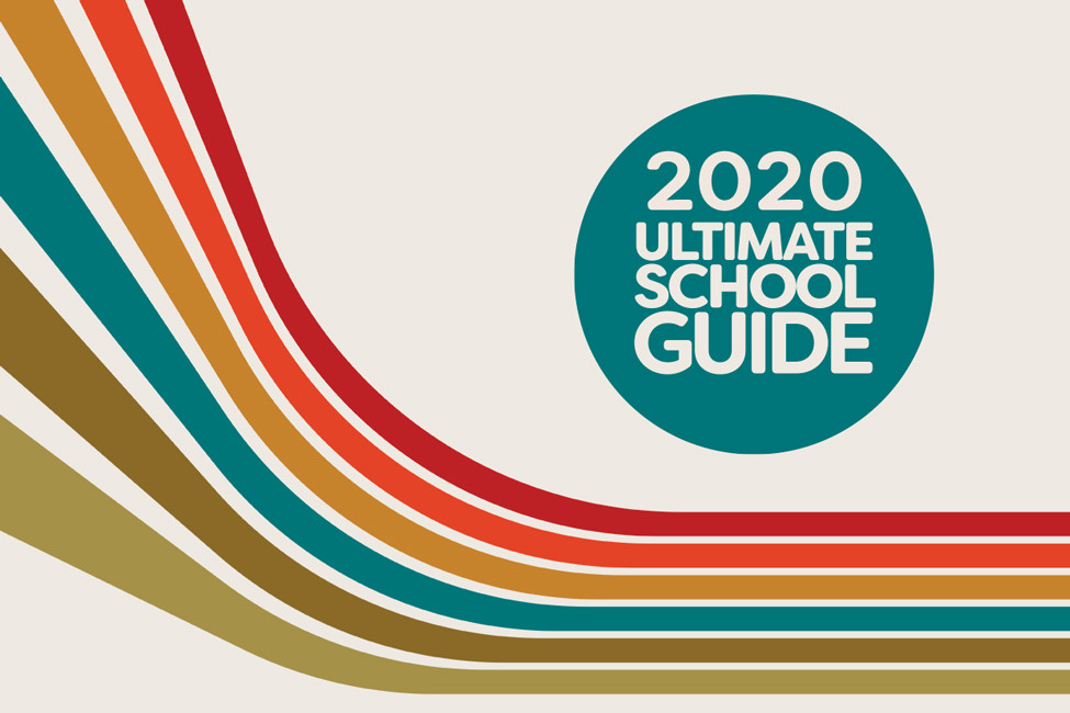 Ultimate All-School Guide 2020 101150