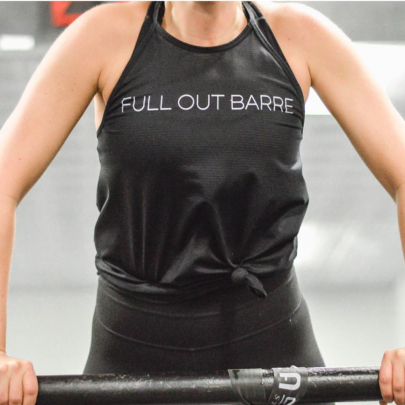 SPONSORED: Full Out Barre Launches Virtual Classes