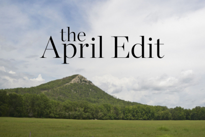 The April Edit: So What Now?