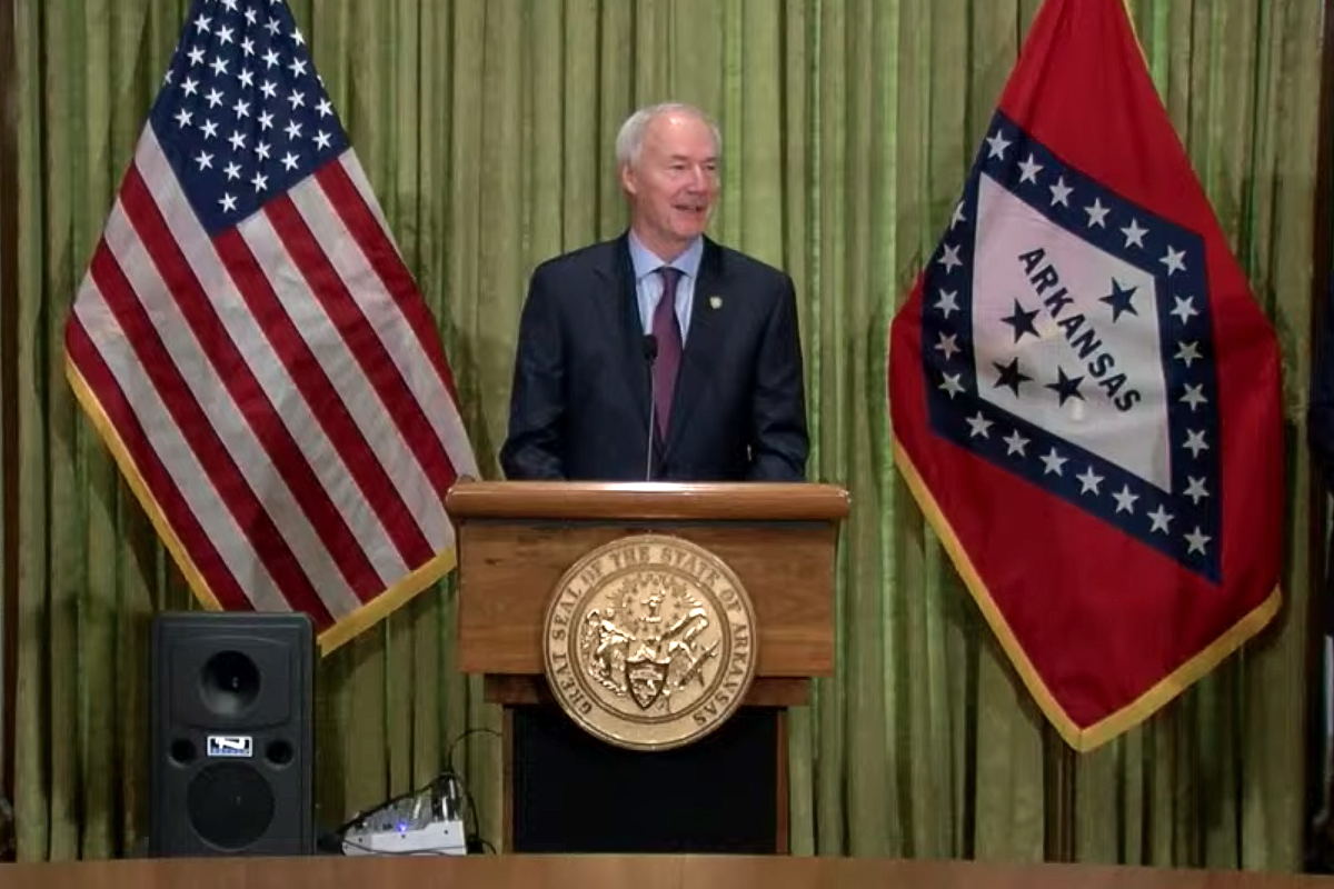 Arkansas Reports 990 New COVID-19 Cases, 8 Additional Deaths