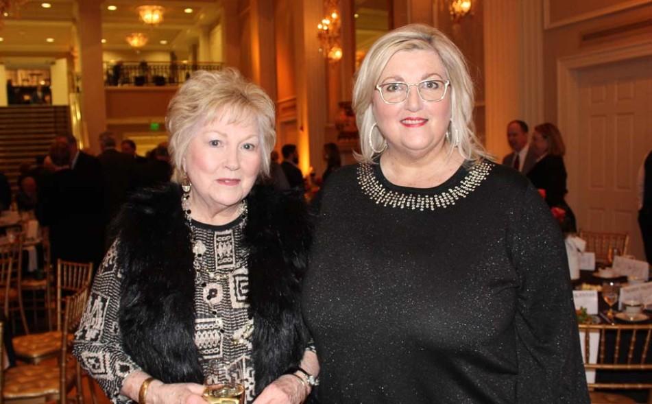Ann Merrell, Vanessa Adams