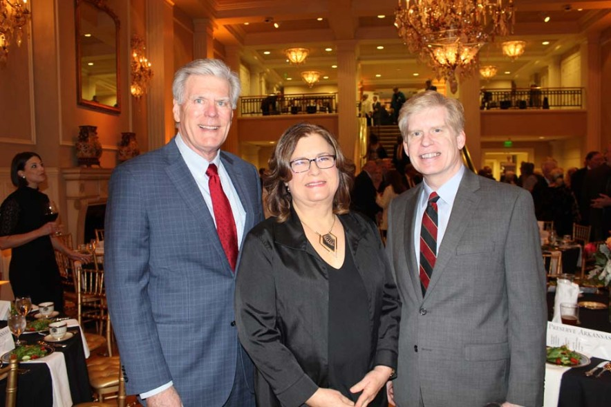 Pat and Ellen McCabe, Scott Lauck