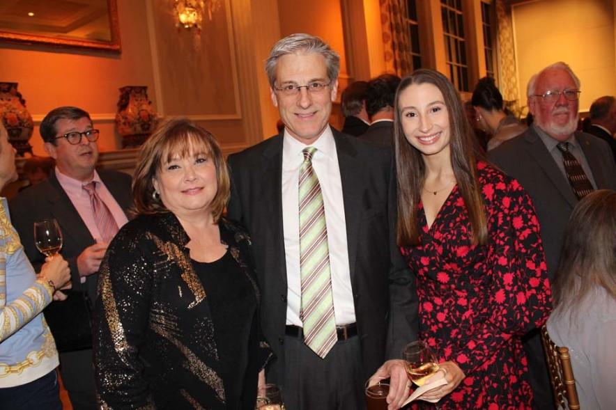 Tricia and John Greer, Haylee Greer