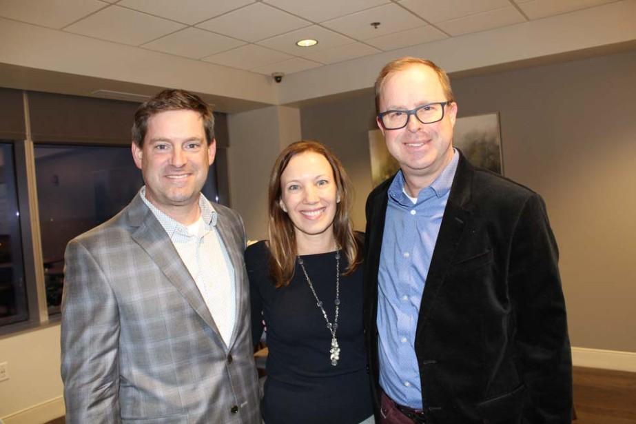 Spencer and Dr. Jennifer Andrews, Collins Andrews