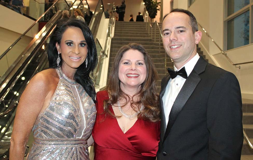 Lori Redman, Karrie and Michael Miller