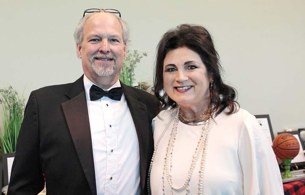 Beau and Martha Ellen Talbot