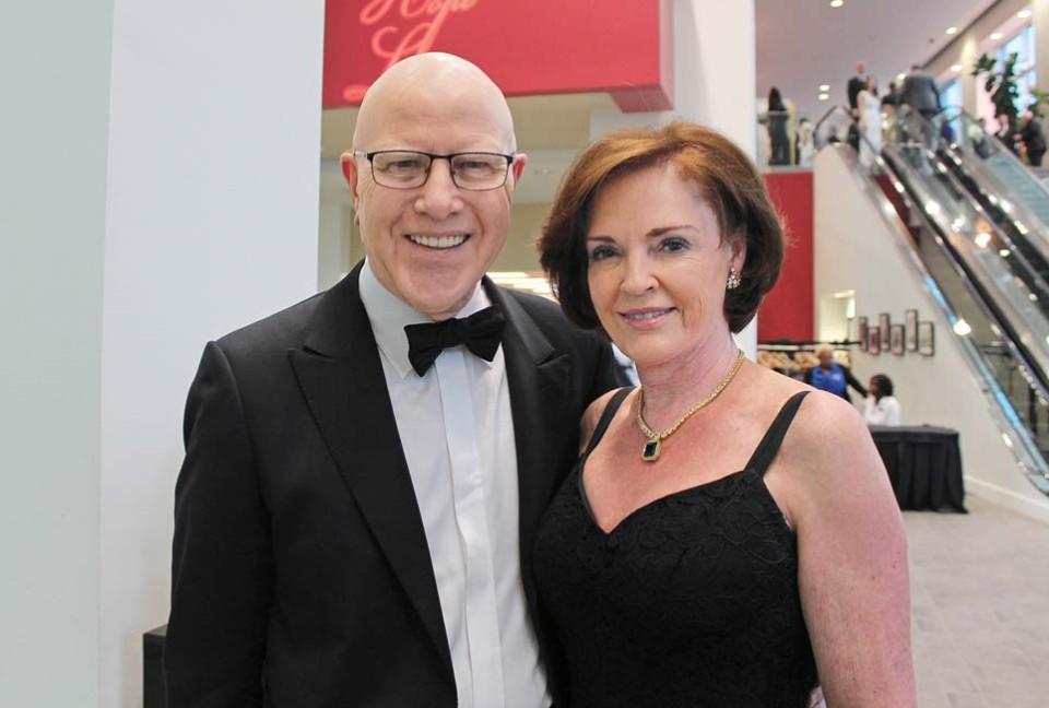 George and Linda Gleason