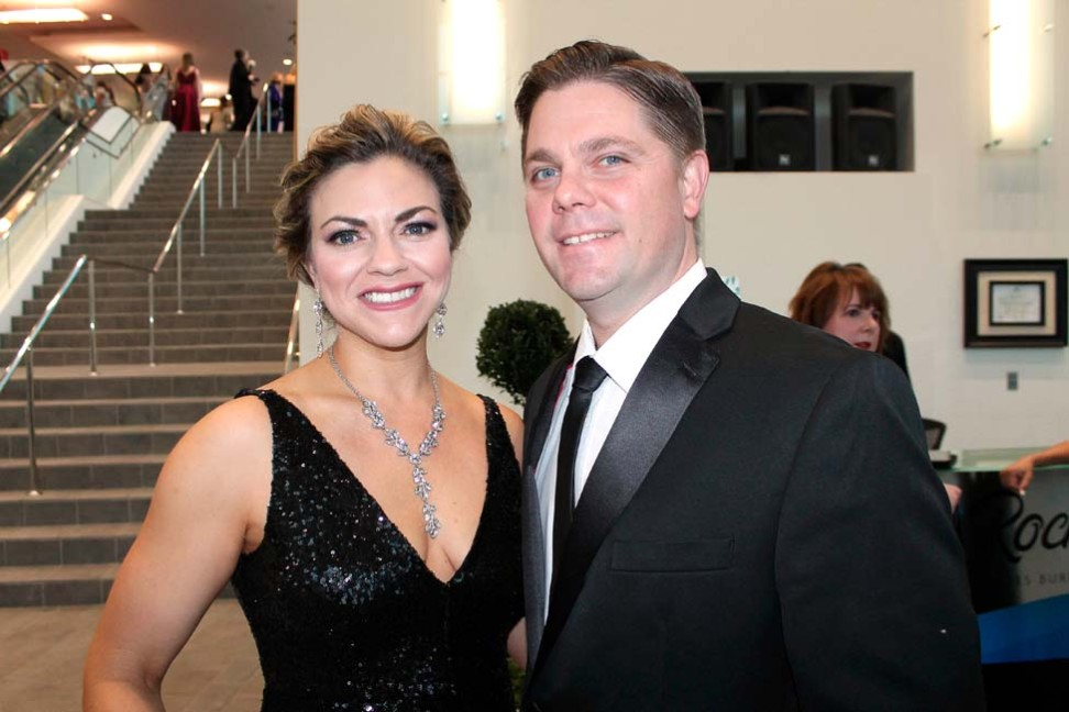 Jenn and Paul Cook