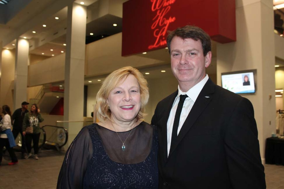 Jan and Randy Bartlett
