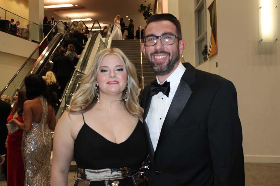 Nina and Nathan Castaldi