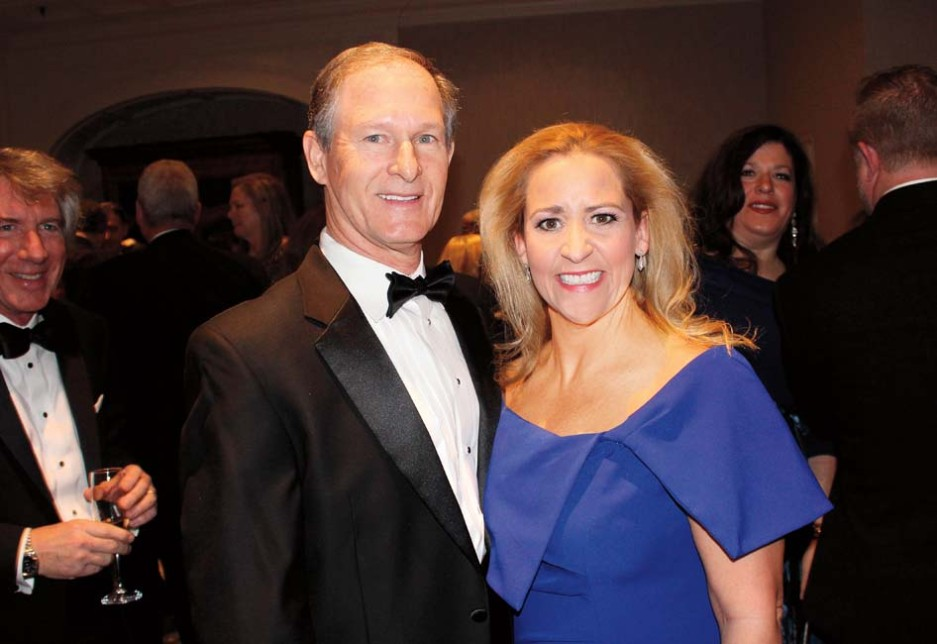 Boyce Johnson and Leslie Rutledge