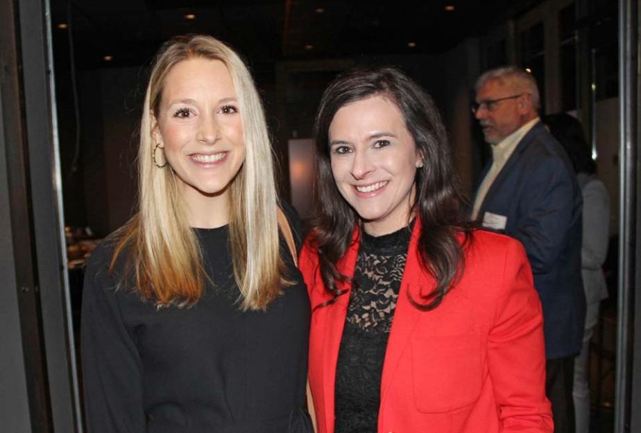 Haley Weaver, Nikki Parnell