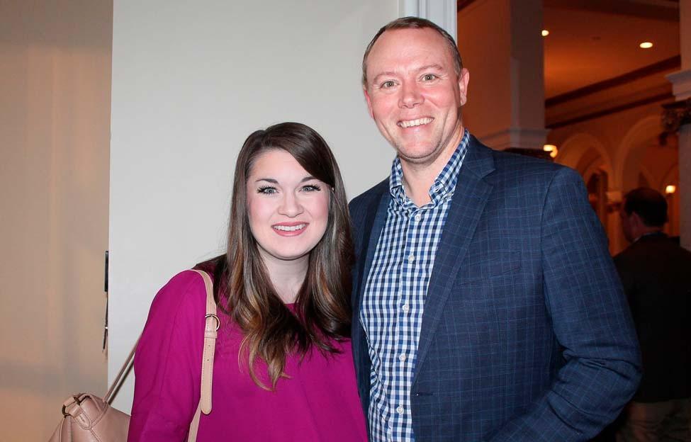 Hannah and Nick Bryan