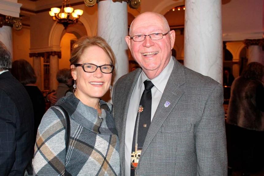 Brenda and Andrew Hiegel