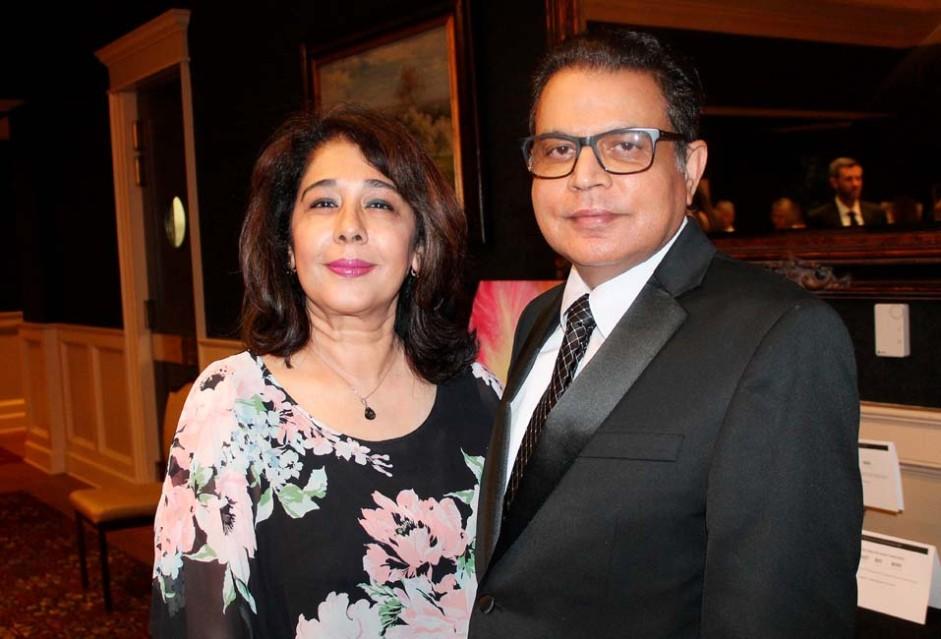Dr. Fariha Siddiq, Dr. Ahmad Rafi