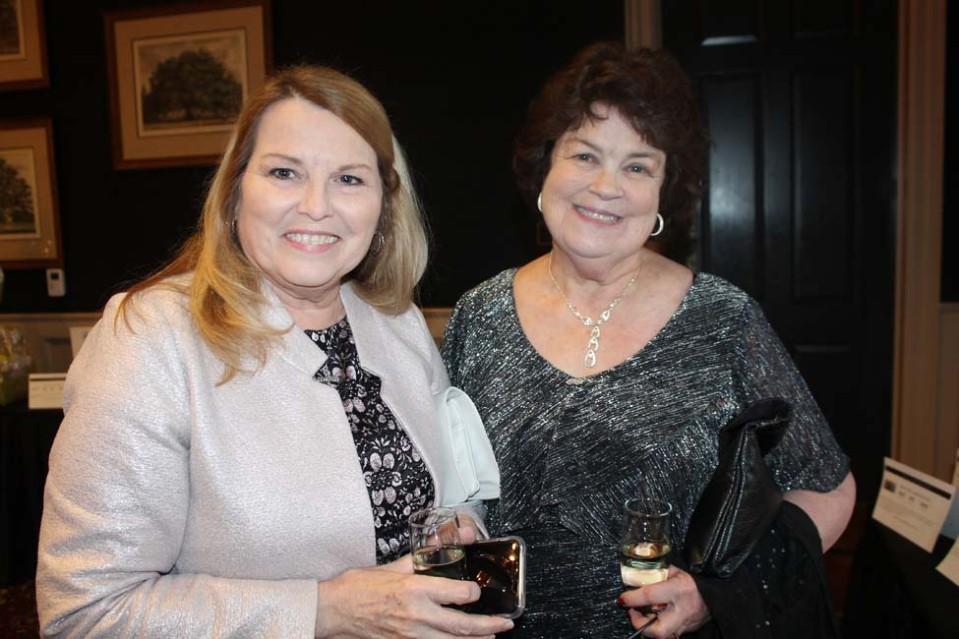 Judy Blevins, Anita Mounger