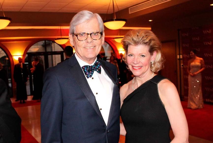 Tim and Elizabeth Laughlin