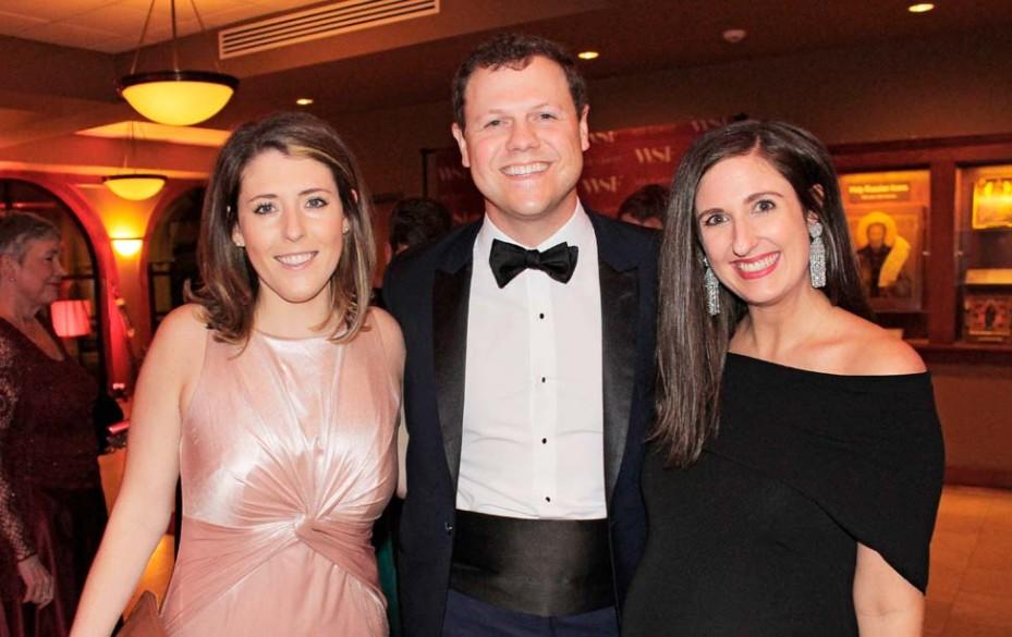 Jordan Broyles Hallenbeck, David and Jessica Koehler