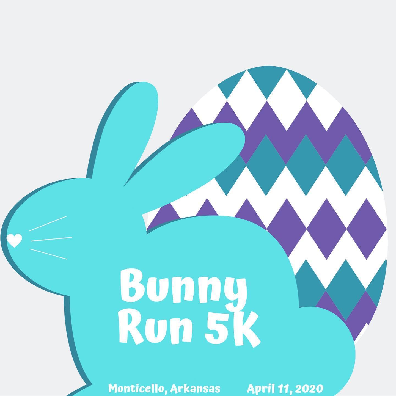 The Centers Virtual Bunny Run 5K