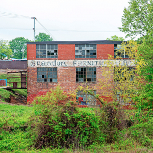 Industrial Building Receives Historic Makeover