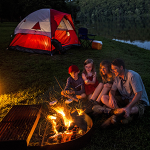 COVID-19 Cramps Arkansas Camping Season