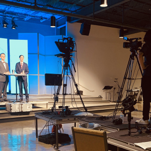 SPONSORED: CWP Productions Keeping Business 'As Usual' with Audiovisual Tech