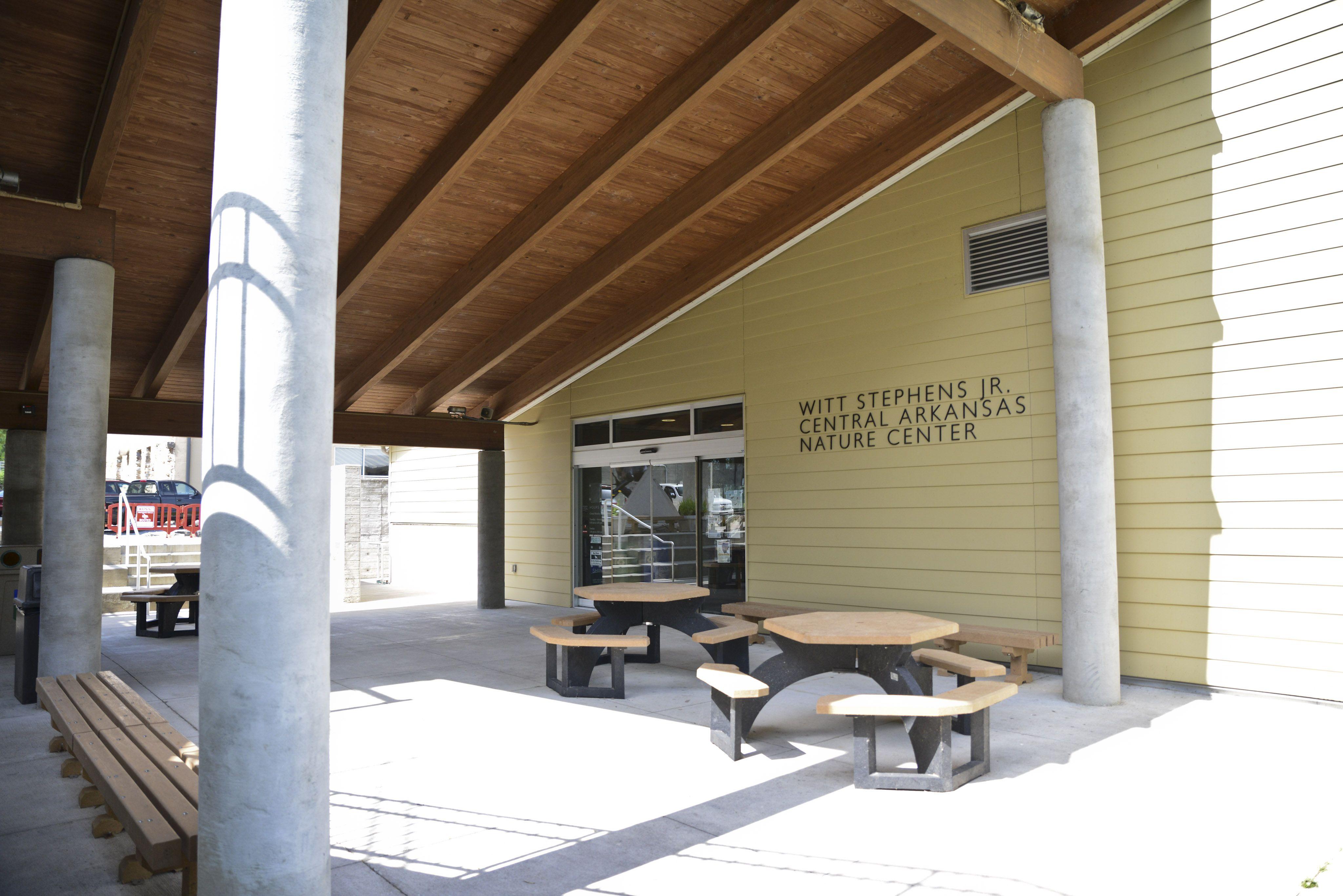 The Witt Stephens Nature Center
