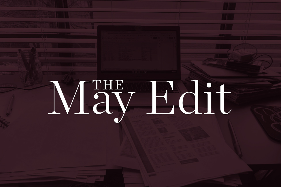 The May Edit: How Team Soirée Works From Home 131070
