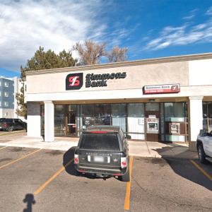 Simmons Bank Sells Banks, Departs Denver Metro