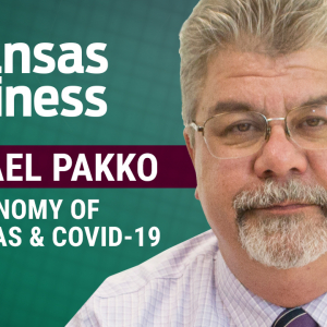 Video: Economist Michael Pakko on COVID-19 and Arkansas' Economy