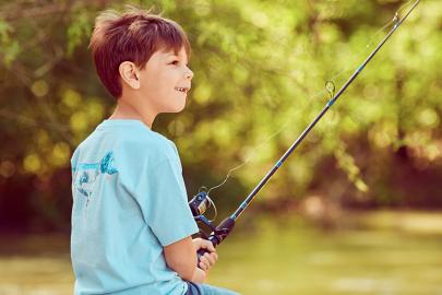 Go Fish: Tackling a Family Fishing Trip