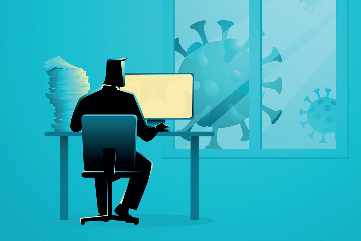 Remote Work: Pandemic & Beyond