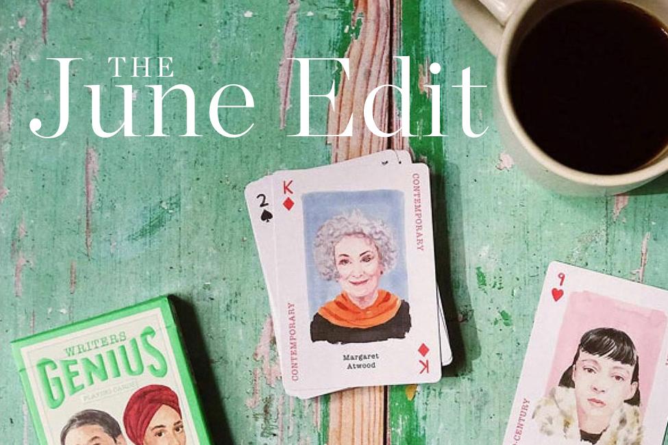 The June Edit 131468 title